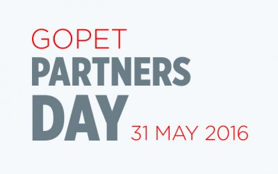 Gopet Partners Day, First edition